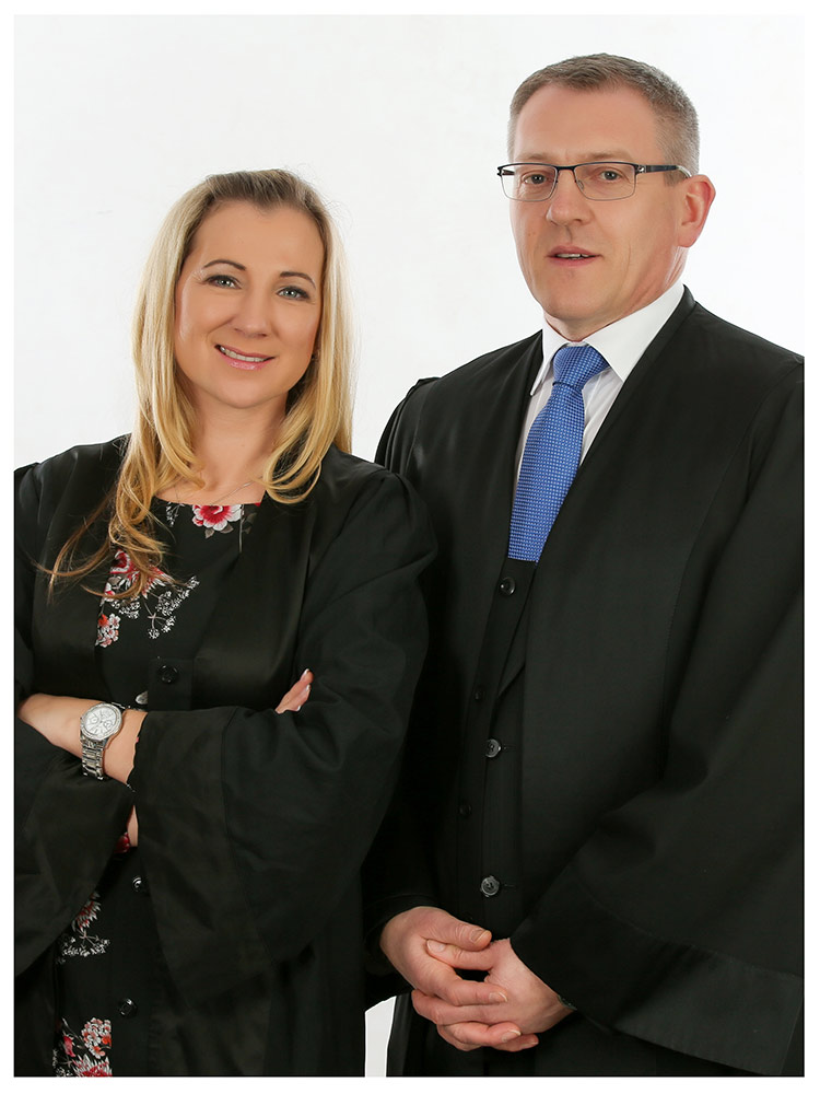 Rechtsanwälte Krafczik und Bliefert in Robe