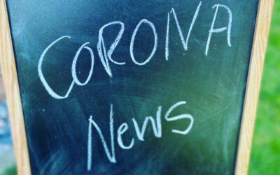 Corona: Update vom 09.07.2020